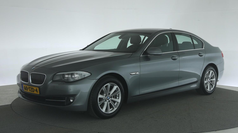 BMW 5-serie Sedan 2012 60-TZD-4 1