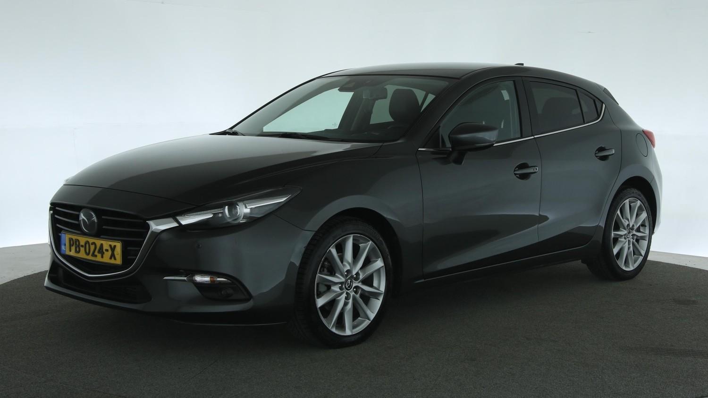 Mazda 3 Hatchback 2017 PB-024-X 1