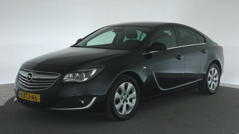 Opel Insignia Hatchback 2014 1-XTJ-46 1