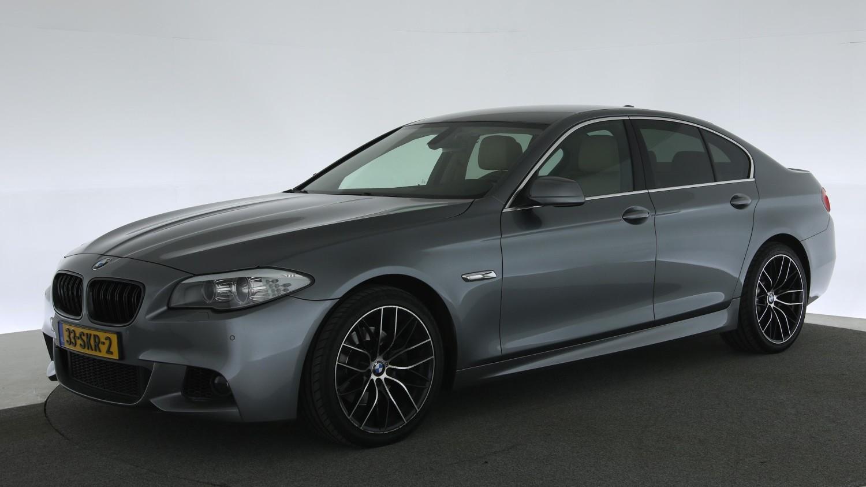 BMW 5-serie Sedan 2011 33-SKR-2 1