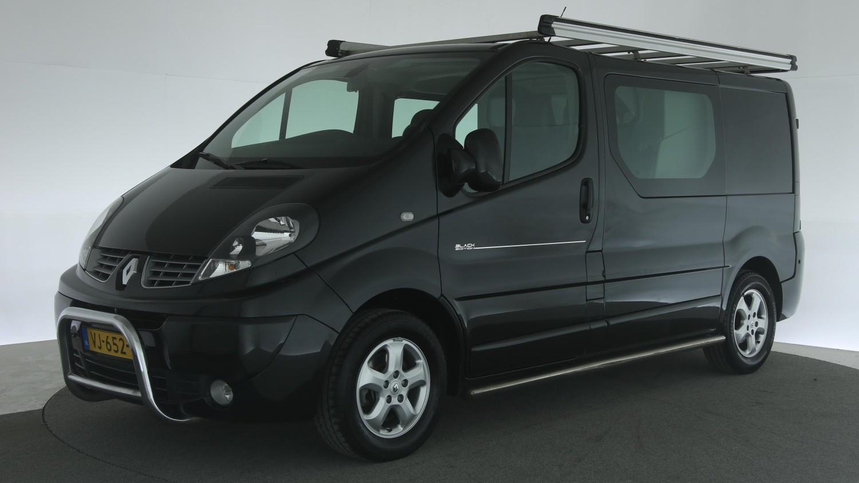 Renault Trafic Bedrijfswagen 2014 VJ-652-N 1