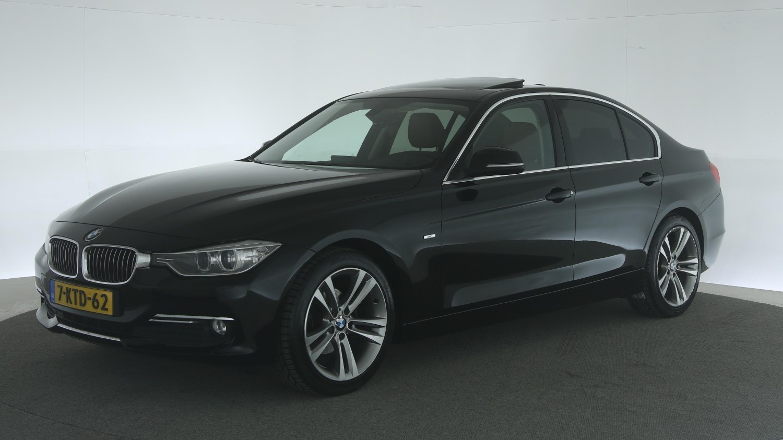 BMW 3-serie Sedan 2013 7-KTD-62 1