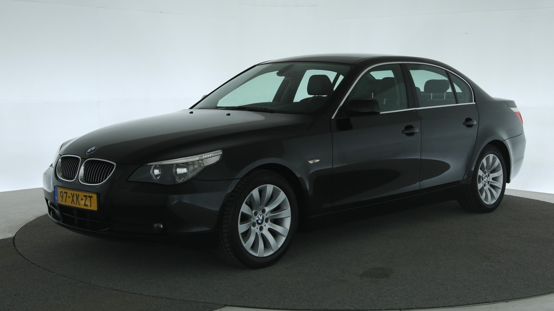 BMW 5-serie Sedan 2007 97-XK-ZT 1