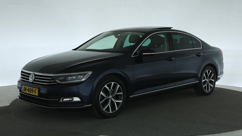 Volkswagen Passat Sedan 2016 JN-409-F 1