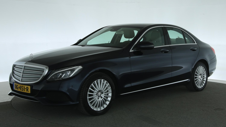 Mercedes-Benz C-klasse Sedan 2015 HG-451-R 1