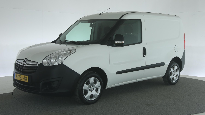 Opel Combo Bedrijfswagen 2012 5-VZJ-48 1