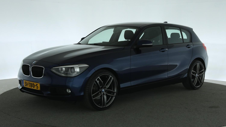 BMW 1-serie Hatchback 2011 51-TBD-5 1