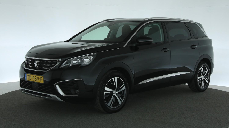 Peugeot 5008 MPV 2018 TD-589-F 1