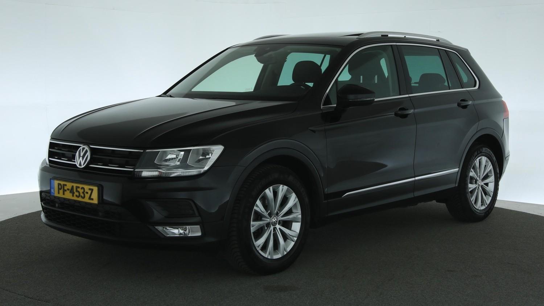 Volkswagen Tiguan SUV / Terreinwagen 2017 PF-453-Z 1