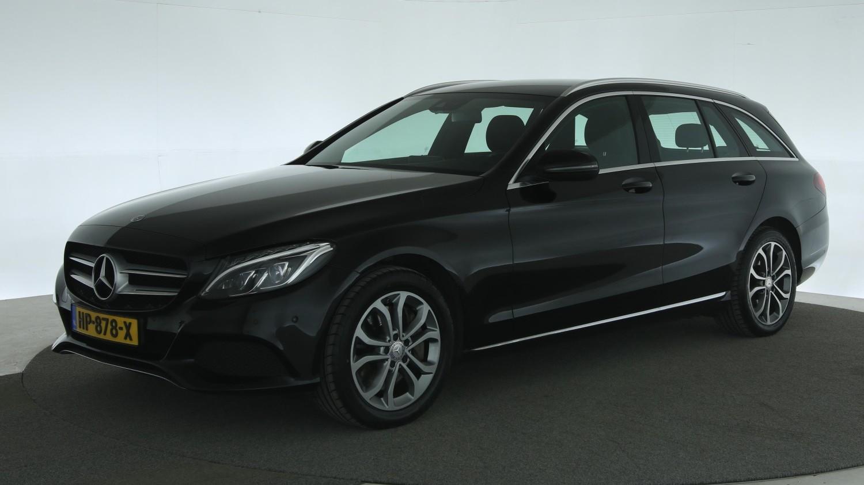 Mercedes-Benz C-klasse Station 2015 HP-878-X 1