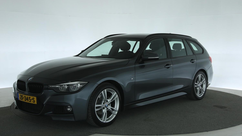 BMW 3-serie Station 2019 ZF-345-S 1