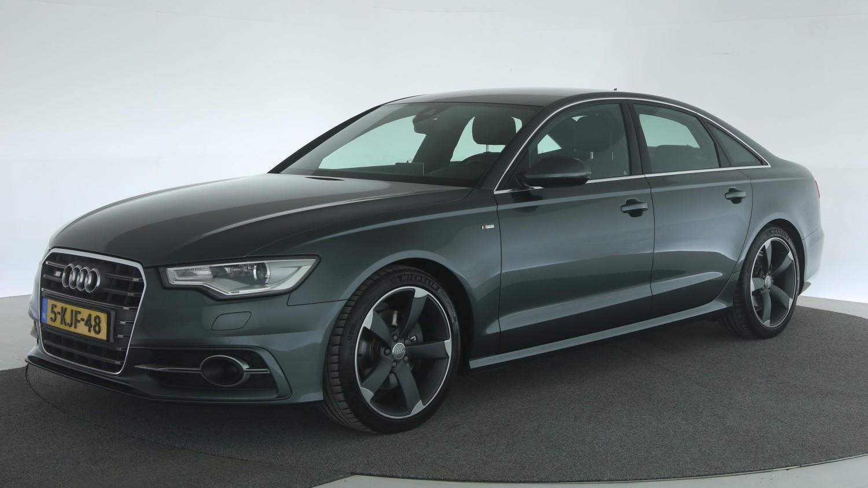 Audi A6 Sedan 2013 5-KJF-48 1