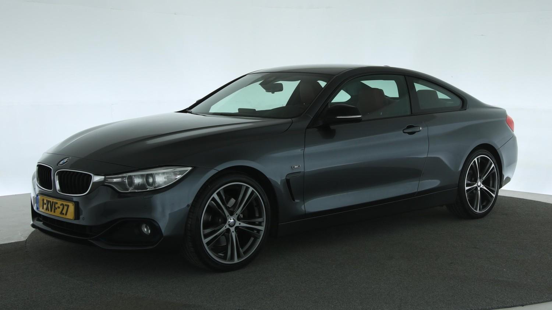 BMW 4-serie Coupé 2014 1-XVF-27 1