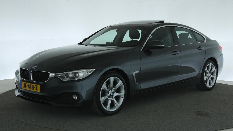 BMW 4-serie Hatchback 2016 JF-418-Z 1