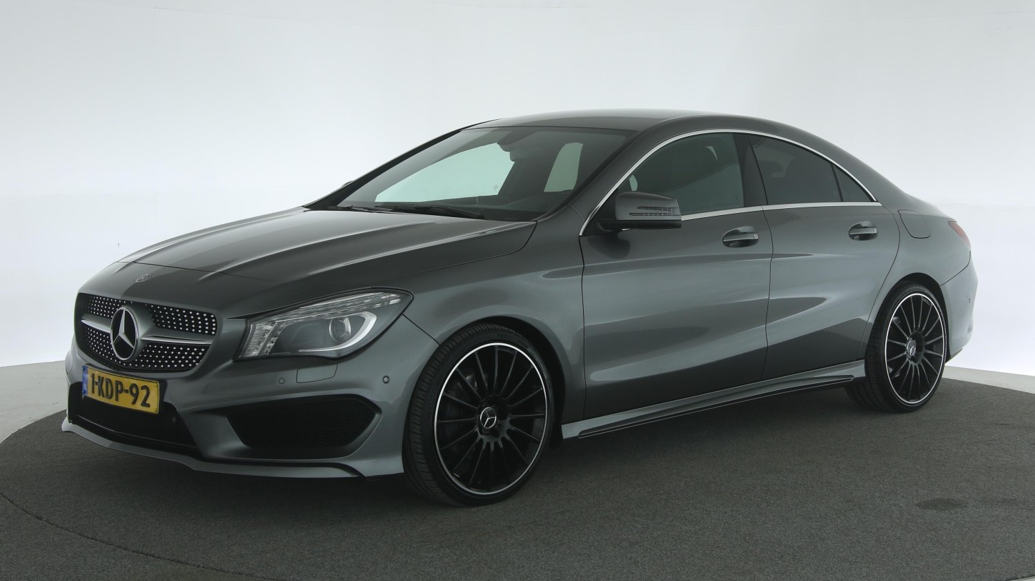 Mercedes-Benz CLA-klasse Sedan 2013 1-KDP-92 1