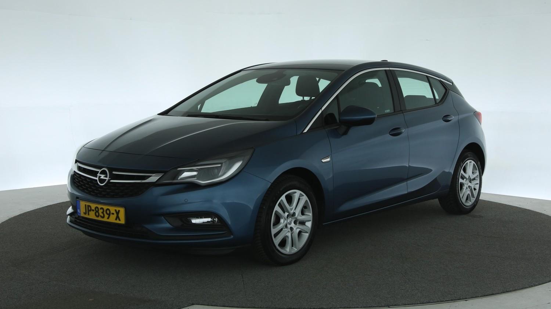 Opel Astra Hatchback 2016 JP-839-X 1