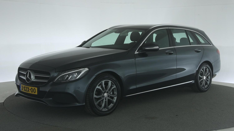 Mercedes-Benz C-klasse Station 2014 2-XZX-00 1