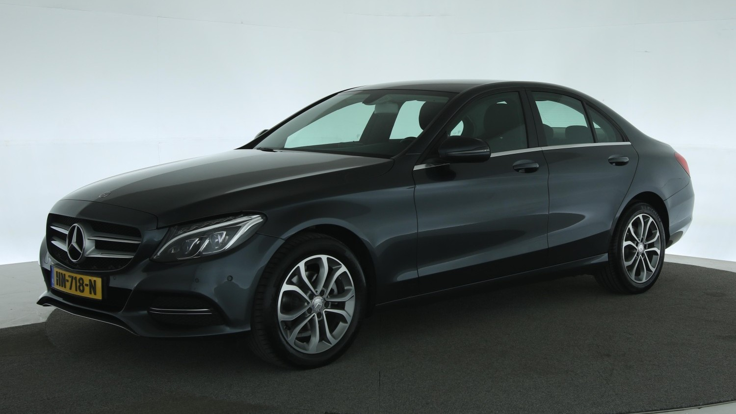 Mercedes-Benz C-klasse Sedan 2015 HN-718-N 1