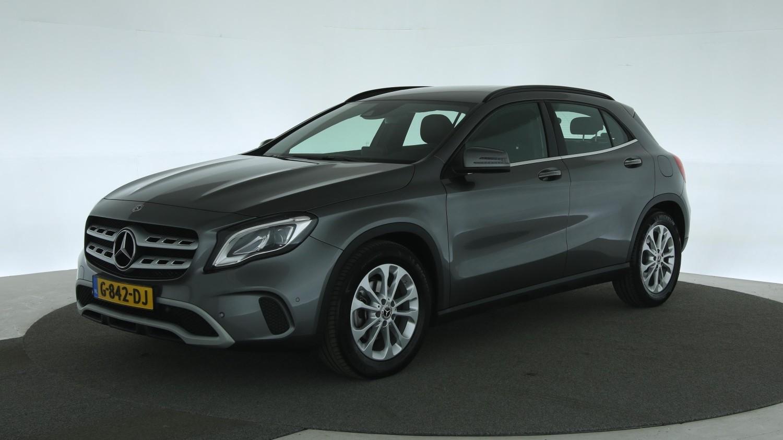Mercedes-Benz GLA-klasse SUV / Terreinwagen 2019 G-842-DJ 1