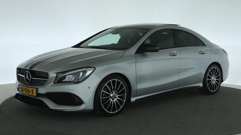 Mercedes-Benz CLA-klasse Sedan 2018 SF-176-X 1
