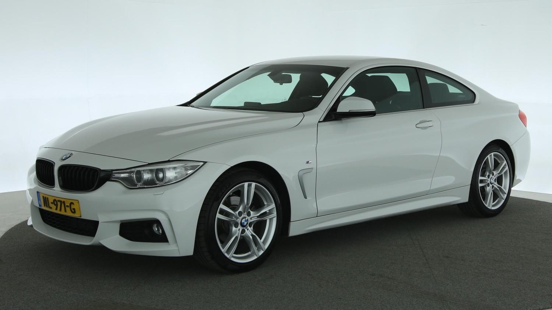BMW 4-serie Coupé 2017 NL-971-G 1