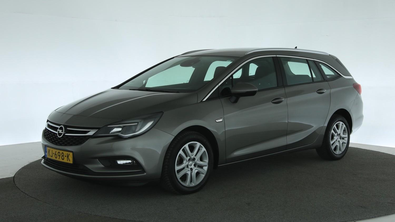 Opel Astra Station 2016 KJ-698-K 1