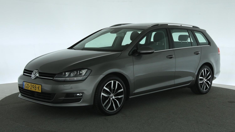 Volkswagen Golf Station 2015 GD-298-K 1