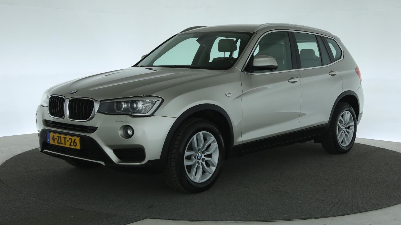 BMW X3 SUV / Terreinwagen 2015 4-ZLT-26 1