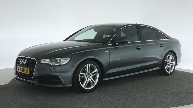 Audi A6 Sedan 2014 8-XNH-21 1
