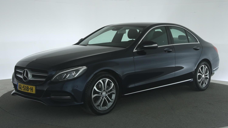 Mercedes-Benz C-klasse Sedan 2015 GL-518-H 1