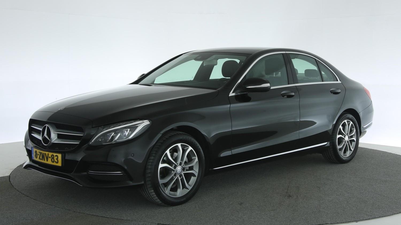 Mercedes-Benz C-klasse Sedan 2015 8-ZNV-83 1