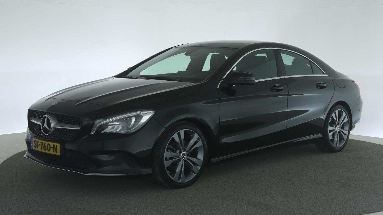 Mercedes-Benz CLA-klasse Sedan 2018 SF-760-N 1