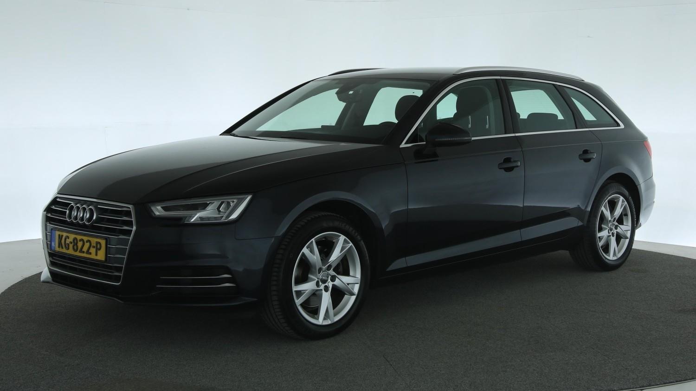 Audi A4 Station 2016 KG-822-P 1
