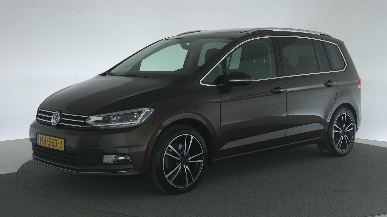 Volkswagen Touran MPV 2015 HH-553-J 1