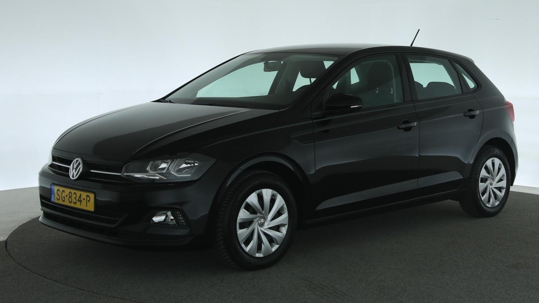 Volkswagen Polo Hatchback 2018 SG-834-P 1