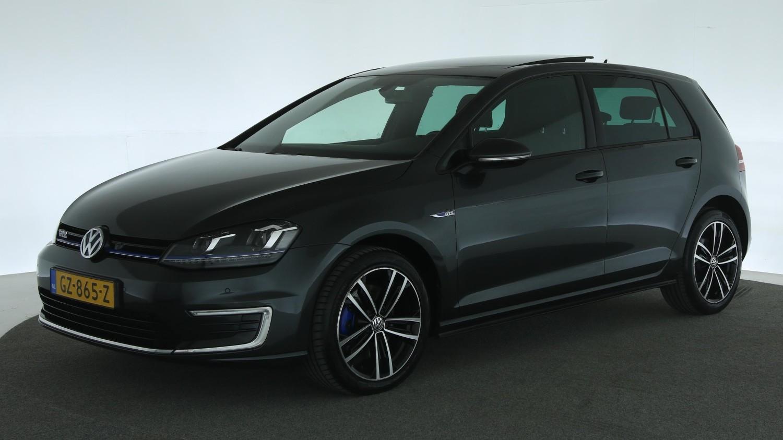 Volkswagen Golf Hatchback 2015 GZ-865-Z 1