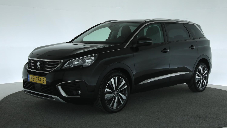 Peugeot 5008 SUV / Terreinwagen 2017 NZ-574-Z 1