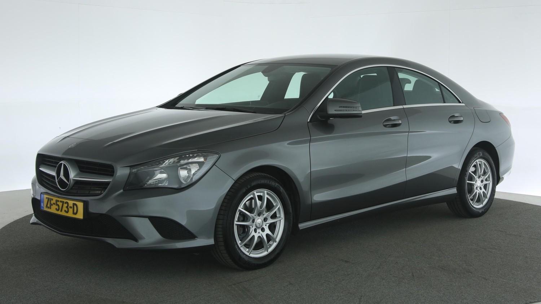 Mercedes-Benz CLA-klasse Sedan 2014 ZF-573-D 1