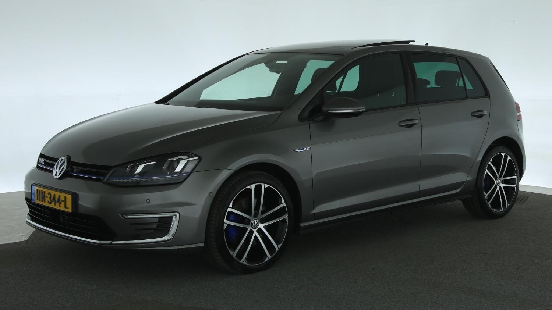 Volkswagen Golf Hatchback 2015 HN-344-L 1