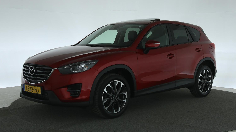 Mazda CX-5 SUV / Terreinwagen 2017 J-332-HJ 1