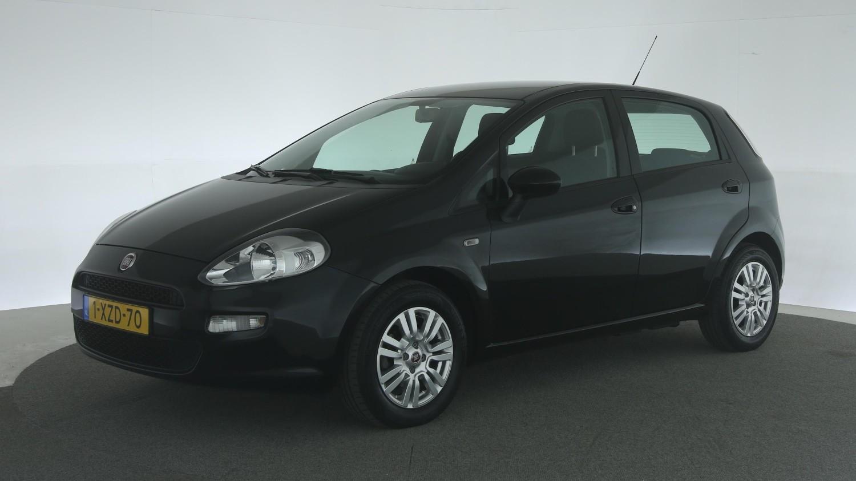 Fiat Punto Evo Hatchback 2013 1-XZD-70 1