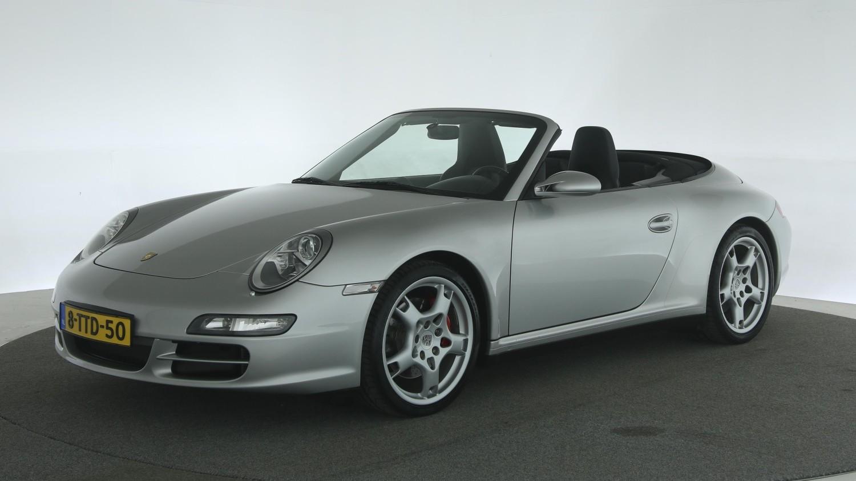 Porsche 911 Cabriolet 2007 8-TTD-50 1