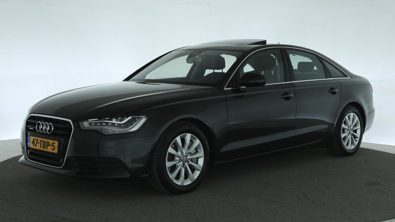 Audi A6 Sedan 2012 47-TBP-5 1