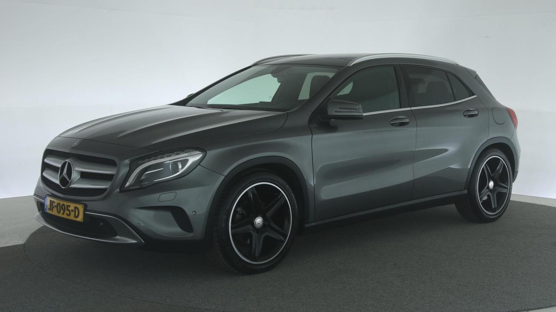 Mercedes-Benz GLA-klasse SUV / Terreinwagen 2015 JF-095-D 1