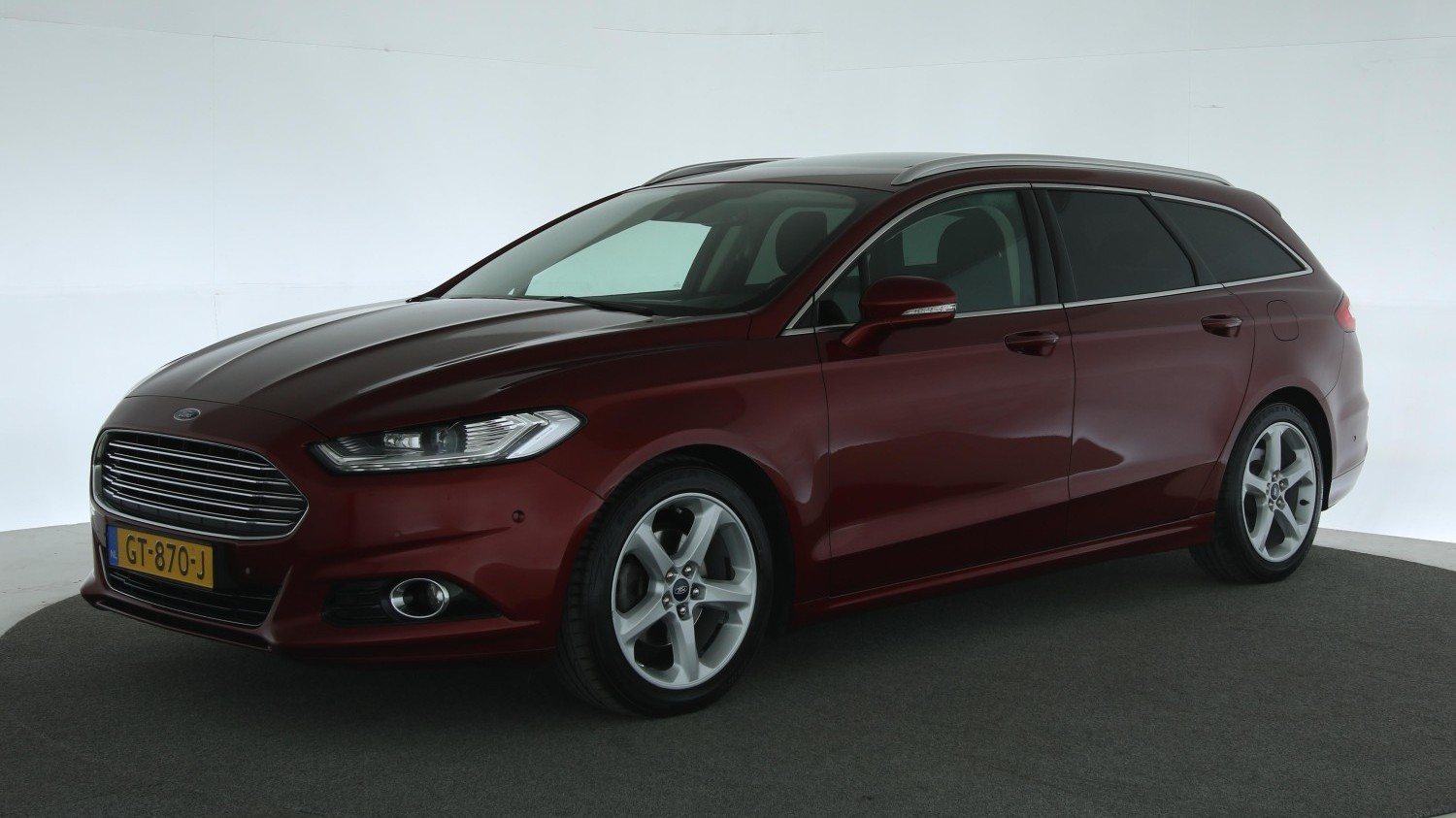 Ford Mondeo Station 2015 GT-870-J 1