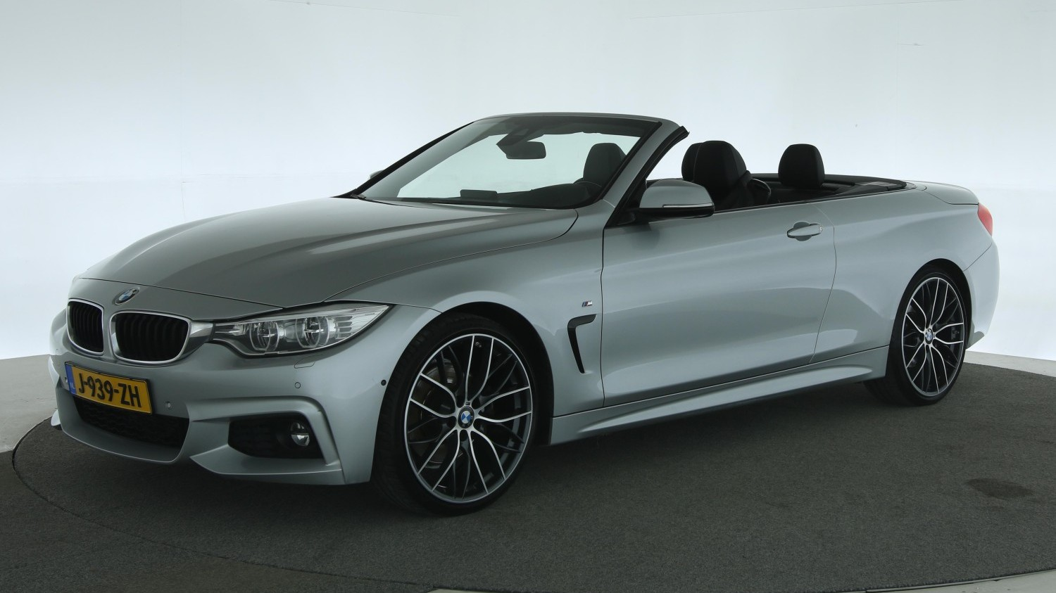 BMW 4-serie Cabriolet 2015 J-939-ZH 1