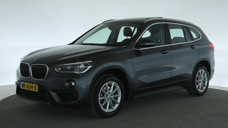 BMW X1 SUV / Terreinwagen 2017 NF-624-X 1