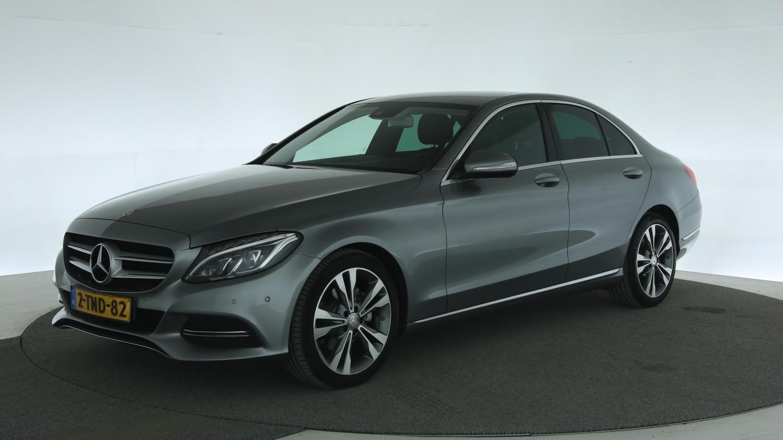 Mercedes-Benz C-klasse Sedan 2014 2-TND-82 1