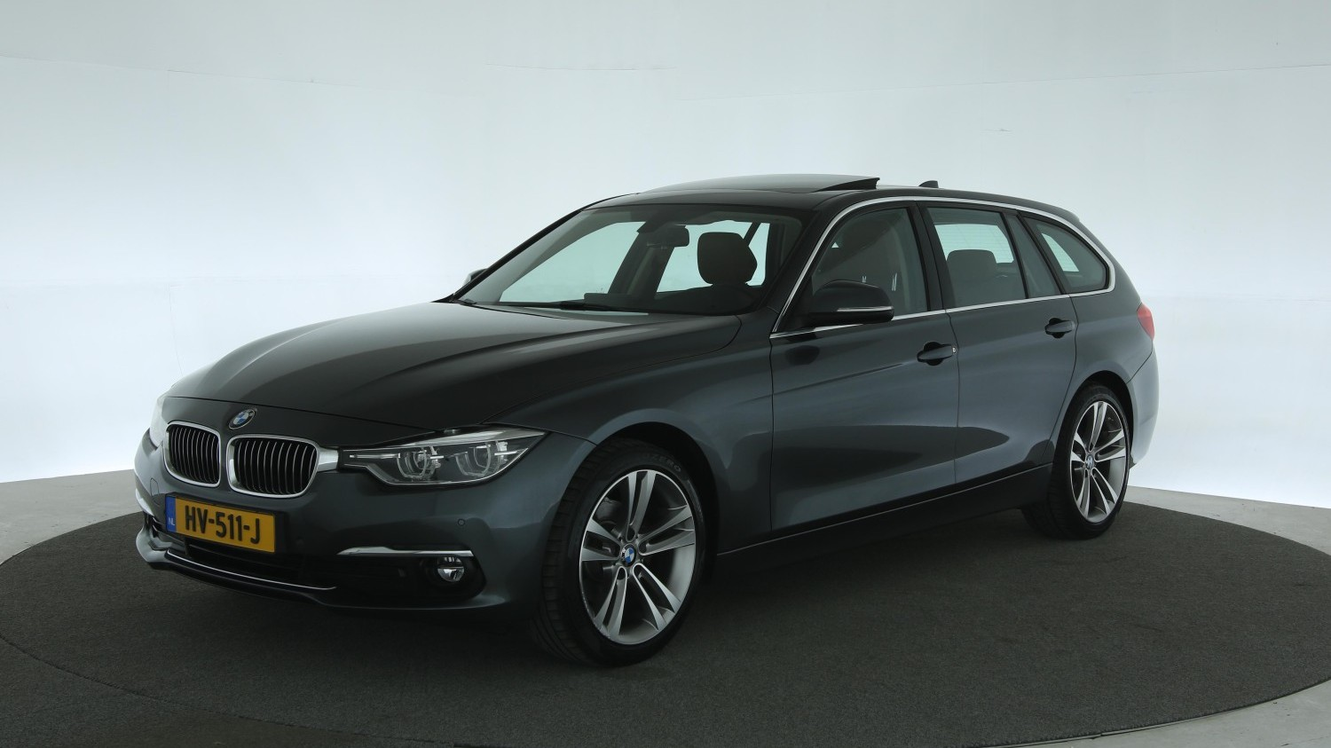 BMW 3-serie Station 2015 HV-511-J 1