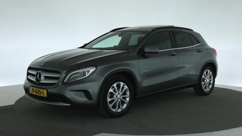 Mercedes-Benz GLA-klasse SUV / Terreinwagen 2016 JT-435-L 1